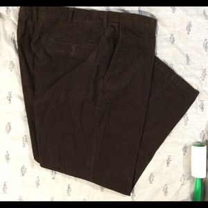 Other - Haggar Generation men's size W40 L29 brown pants